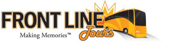 Front Line Tours Logo