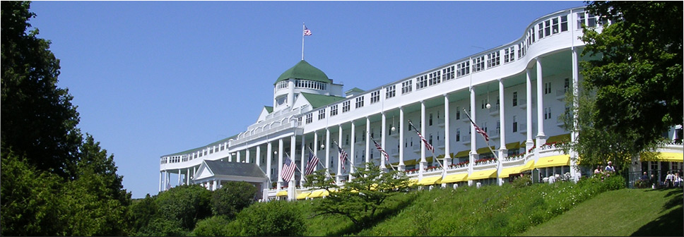 Mackinac Island Carriage Tours Packages